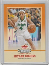 2013-14 Fleer Retro #53  Skylar Diggins - $1.00