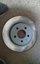 Disc Brake Rotor Front MOPAR 52109938AB image 1