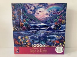 CEACO Jigsaw Puzzle OCEAN MAGIC  1000 Pieces 43360 NEW SEALED - $17.77