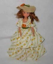 """Vintage 9"""" 1973 Mattel Star Spangled Southern Belle Doll - $44.63"""