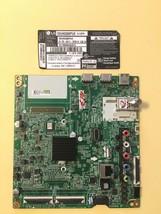 LG 55UK6300PUE Main Board Part# EBT65235202 |  EAX67872805 - $39.59