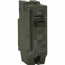 GE Circuit Breaker, 1Pole, 15A, THQ, 120V, 10kA THQG1115 - BRAND NEW - $14.57
