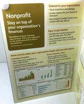 Quickbooks Premier Industry Edition Nonprofit 2011 Windows 7, Vista, XP image 8