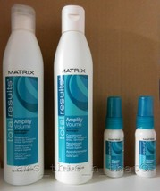 Matrix Total Results Amplify Volume Shampoo or Conditioner or Wonder Boost NOS - $5.94+