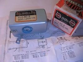 Miller 812-BC-2 Coil Transformer Trap 800-1200KHz - NOS Qty 1 - $13.29