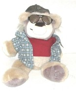 Real Talking Bubba Bear (Red) - $50.00