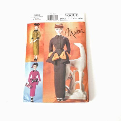 ba8270a15ee9 Vogue Sewing Pattern 7223 Mandra Ashton and 50 similar items