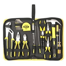 DOWELL 24 Pieces Homeowner Tool Set, Home Repair Hand Tool Kit with Port... - $50.47
