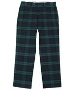 Ralph Lauren Men's Tartan Blackwatch Plaid Stretch Straight Fit Pants  3... - $71.28