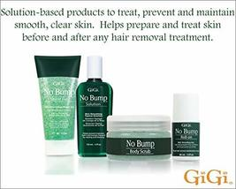 GiGi No Bump Skin Smoothing Topical Solution for after shaving, waxing or laser  image 8