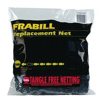 Frabill Rubber Replacement Net, 23 X 26-Inch, Black - $67.89