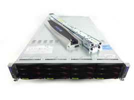 Nutanix NX 8235 G5 4x E5-2680v4 512GB 4x 960GB 8x 4TB RPS Face Plate Rails - $5,995.07