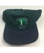 VTG Bellsouth Classic Golf Tournament Adjustable Blue Green Baseball Cap... - $19.59