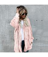 Cardigans Women Long Sleeve Oversize Winter Casual Loose Coverup Tops Au... - $41.97