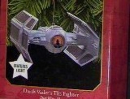 Darth Vader's TIE Fighter Hallmark Keepsake Ornament - $23.75