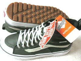 Vans Womens Sk8-Hi MTE  2.0 Dx All Weather Skate Boots Forest Green Size 9 NWT - $84.98