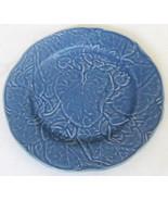 "Bordello Pinheiro Vine Blue Collectible 8 1/4"" Salad Plate Made In Portugal - $17.99"