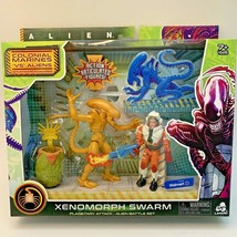 Alien Collection Xenomorph Swarm Pack - Planetary Attack Alien Battle NEW - $24.74