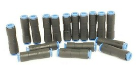 LOT OF 17 NEW SMC SPORE 6 STRAIGHT UNION FITTINGS, 6MM-6MM