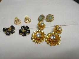 Ladies Earrings, Lot of 4 , Napier - $74.25