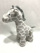 Carter's Just One You Plush Musical Giraffe Gray Wind Up Soft Baby Lovey... - $19.79