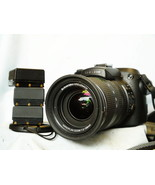 "Samsung Pro 815 Digital Camera (8.0MP, 15 x optical Zoom) 3.5"" LCD c/w 3... - $50.00"