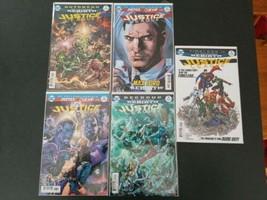 DC Comics DC Rebirth 2016 Justice League 5 issues 11-15 full run - $9.90