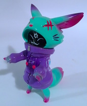 Cherri Polly (Baketan) x Javier Jimenez Custom Handpainted Witch Nei Fox Girl image 5