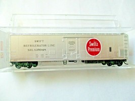 Micro-Trains # 06900240 Swift Refrigerator Line 51' Mechanical Reefer (N) image 1