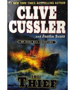 The Thief: With Justin Scott: An  Isaac Bell Adventure - Clive Cussler - $9.99