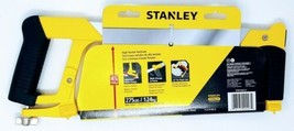"""Stanley STHT20227 12"""" High Tension Hack Saw Frame - $8.91"""