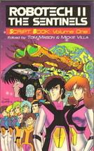 Robotech II The Sentinels Script Book: Volume One Graphic Novel 1991 VER... - $19.25