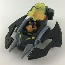 Fisher Price Imaginext DC Super Friends Batman BatWing Power Pad Vehicle... - $16.88