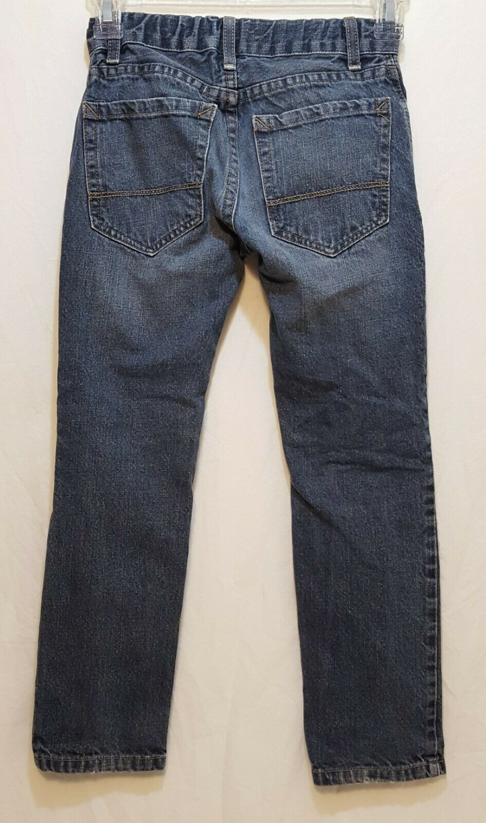 Blue Jeans Denim Boys Size 8 Slim Straight Falls Creek image 9