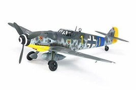 Tamiya 61117 1/48 Messerschmitt BF 109 G-6 Plastic Model Airplane Kit - $30.70
