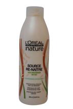 L'Oreal Nature Source Re-Naitre Shampoo 250 ml 8.45 oz - $26.91