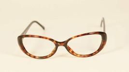 Fossil MYRA Tortoise Shell Black Plastic Eyeglass Frames Designer Rx Eyewear - $9.12