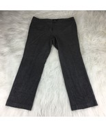 Ann Taylor LOFT Women's Petites Gray Pants Size 10P - $24.73