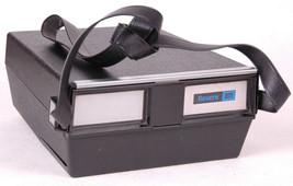 Revere 3M Handheld Super Eight Movie Camera-Case Only-Black w Handel - $14.01