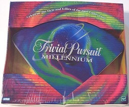 NEW/SEALED Trivial Pursuit Millennium Board Game in Tin - $44.99