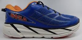 Hoka One One Clifton 2 Men's Running Shoes Size: US 12.5 M (D) EU 47 1/3 Blue