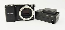 Samsung NX1000 20.3 MP Digital Camera - Black (Body Only)  - $109.99
