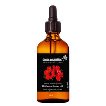 Hibiscus Flower Oil - Natural hair care for hair growth - $21.00