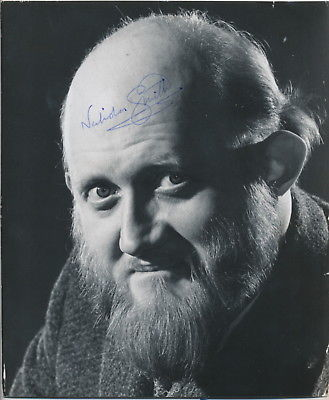 Primary image for Nicholas Smith signed  photo. Are You Being Served?.Mr Rumbold...