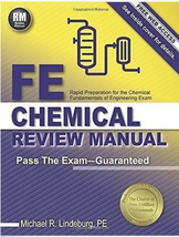 FE Chemical Review Manual by Michael Lindeburg. PASS THE EXAM 2016 Textb... - $49.00