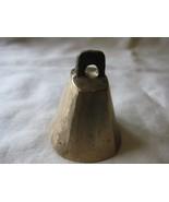 Small brass bell EF 1972 - $5.00
