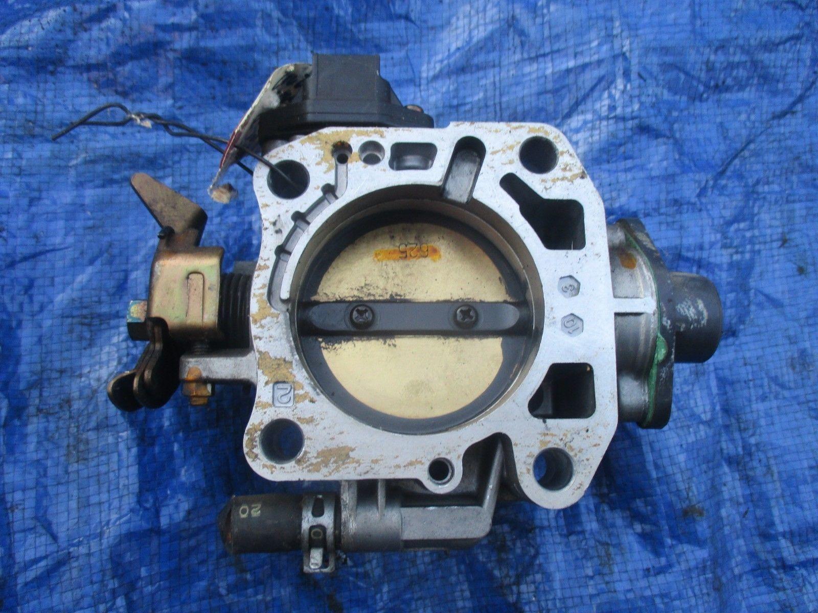 00-03 Honda S2000 62mm throttle body assembly OEM engine motor F20C1 VTEC