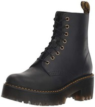 Dr. Martens Women's Shriver Hi Fashion Boot, Black, US Women's 11 - $153.18