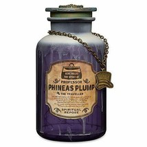 Disney Professor Phineas Plump Host A Ghost Spirit Jar – The Haunted Man... - $89.09