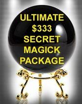 SPECIAL ULTIMATE MAGICK DEAL! 3 AVAILABLE BUNDLES OOAK MAGICKALS EXTREME MAGICK  - $333.00